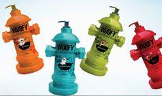 Woofy dog shampoo