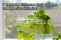 Vous pouvez vous tourner vers des remèdes faits maison naturels qui ont fait leurs preuves, pour vous soulager. C'est toujours mieux que les antibiotiques ! Voici les 7 remèdes efficaces pour soigner une infection urinaire avant d'aller chez le médecin.  Découvrez l'astuce ici : http://www.comment-economiser.fr/infection-urinaire-infusion-cataplasme.html?utm_content=buffer087b6&utm_medium=social&utm_source=pinterest.com&utm_campaign=buffer