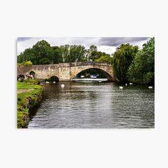 Framed Prints, Canvas Prints, Art Prints, Over The River, River Thames, My Canvas, Bridges, Art Boards, My Arts