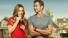 Season three of 'Santa Clarita Diet,' starring Drew Barrymore and Timothy Olyphant, starts streaming on March 29 on Netflix. Drew Barrymore, Fab Five, What Is Netflix, Shows On Netflix, Amy Schumer, Russell Brand, Timothy Olyphant, Kevin Costner, Pedro Pascal