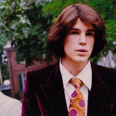 """""""She was the still point of the turning world, man."""" Josh Hartnett as Trip Fontaine in The Virgin Suicides."""