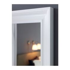 HEMNES Mirror - white - IKEA