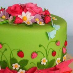 Fairy Cake Ideas On Pinterest Fairy Cakes White Tulips And Fairies