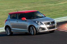 Novo Suzuki Swift - Combinação perfeita entre esportividade e conforto para o dia-a-dia.