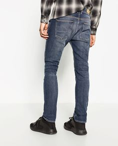 PREMIUM SLIM FIT JEANS-JEANS-MAN | ZARA Russian Federation