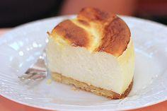 Crustless Cheesecake (low carb)