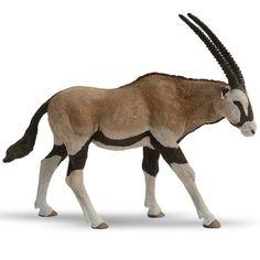 Oryx Antelope  figurine Papo   Wordlwide Shipping www.minizoo.com.au
