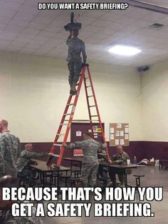Post with 4710 votes and 194049 views. Tagged with funny, military, military humor; Shared by Military humor dump Military Jokes, Army Humor, Police Humor, Cops Humor, Drunk Humor, Ecards Humor, Nurse Humor, Army Life, Military Life