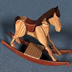 Woodwork Rocking Horse