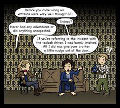 Sherlock: Hobbit of a Lifetime by blackbirdrose.deviantart.com on @deviantART