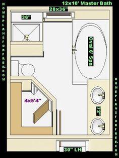 Walk In Shower Dimensions | Master Baths 12x10 Back Ideas ...