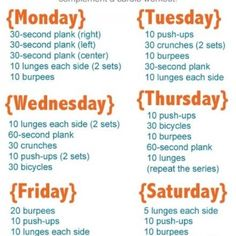 25 Quick Workouts | Reasons To Skip The Housework | Page 2