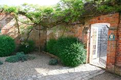 brick courtyard - Google Search