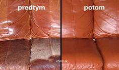 Skvelý návod na domáci čistič kože, ktorý nestojí takmer nič! Po tomto už nič iné nebudete chcieť