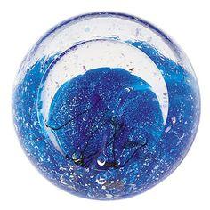 "3"" Celestial Neptune by Glass Eye Studio, Seattle Washington"