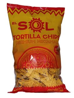 Tortillachips - El Sol AG Onlineshop Tamales, Tortillas, Guacamole, Tortilla Chips, Snack Recipes, Foods, Mexican Snacks, Mexico, Table