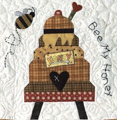 Honey Bee Lane Quilt Block of the Month or All at Once - Starts ...