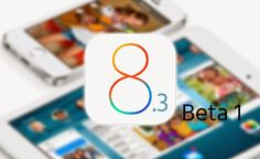 Apple Releases iOS 8.3 With Emoji Updates and WiFi fix
