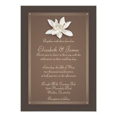 Discount DealsBrown Wedding Invitations Custom Invitesonline after you search a lot for where to buy