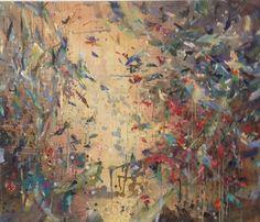 midsummer – Invitation (portrait) by deniseffrench Irish Art, Art Gallery, Invitations, Portrait, Canvas, Painting, Design, Tela, Art Museum