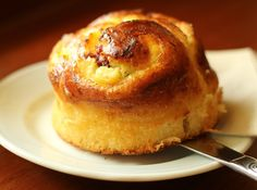 Danish Pastry isn't really Danish, actually. Danish pastry is tasty and there is no denial in that. Danishes, Dry Yeast, Cinnamon Rolls, Delicious Desserts, Sweet Tooth, Food And Drink, Tasty, Baking, Breakfast