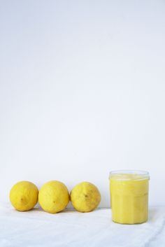 Lemon Curd | You can put this on anything and everything, we recommend yogurt!