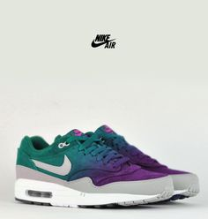 Nike Air Max 1-Infinity Blends / Follow My SNEAKERS Board! New Hip Hop Beats Uploaded EVERY SINGLE DAY http://www.kidDyno.com