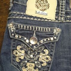 La Idol Washed once never wore to small size 5 La Idol  Jeans Skinny