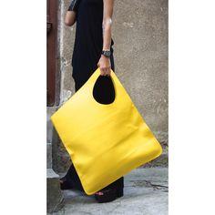 Aakasha Yellow Bag