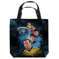 Among The Stars Tote Bag