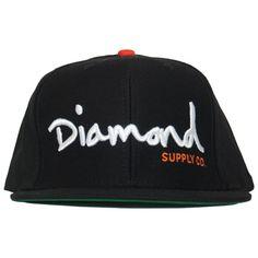 Diamond Supply Co. 2012 Spring Snapbacks