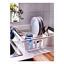 Egouttoir Vaisselle Blanc En Plastique De Qualite Ikea Vaisselle Blanche Vaisselle
