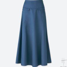 Hana Tajima 2020 Spring/Summer Collection Home Model Rok, Pola Rok, Kebaya Brokat, Hijab Fashion, Fashion Outfits, Modest Wear, Long Sleeve Tunic, Long Pants, Fashion Sketches