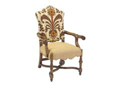 Shop for John Richard Period Arm Chair, AMF-05-1160, and other Dining Room Chairs at High Country Furniture Design in Waynesville, NC - North Carolina.