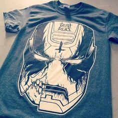 Nouveaux T-shirts chez Deth Kult