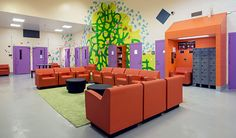 Featured Installation: Montgomery County Center for Adolescent Services @ http://blog.norix.com/2016/07/featured-installation-montgomery-county-center-for-adolescent-services/    Prison furniture, correctional furniture, juvenile justice furniture