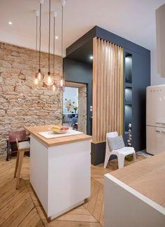 Projet Home Sweet home - Place Sathonay à Lyon | Réalisation de Marion Lanoe, architecte d'interieur