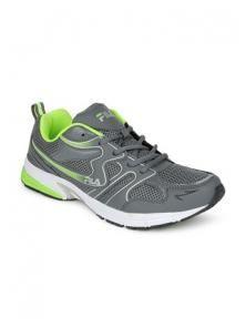 Fila Men Grey Barrel Sports Shoes