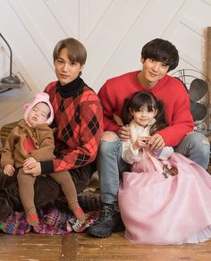 Bts And Exo, Exo Kai, Exo Chanyeol, Cute Kids, Cute Babies, Bigbang Wallpapers, Superman Kids, Superman Wallpaper, Baby Park