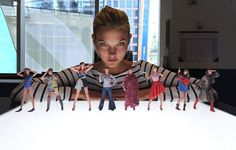 Karlie Kloss 3-D printing, great piece in Vogue on 3D printing