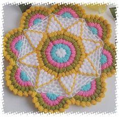 Crochet Motif, Crochet Doilies, Easy Crochet, Knit Crochet, Odd Molly, Laddu Gopal, Moda Emo, Diy And Crafts, Crochet Earrings