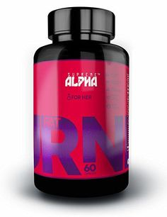 SUPREME ALPHA: Fat Burner for Women - Natural Fat Loss Supplement, Appetite Suppressant, Boost Metabolism, Increase Energy - 60 Weight Loss Pills