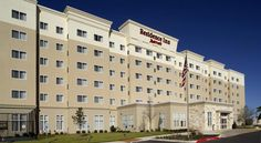 Residence Inn by Marriott San Antonio Six Flags at The RIM San Antonio Located 2 minutes from The RIM Shopping Center and 5 minutes from Six Flags Fiesta Texas, this hotel offers an outdoor pool and rooms with flat-screen TVs and full kitchens.