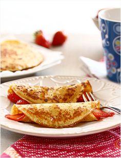 Spelt and buttermilk Pancakes