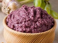 Соус из ежевики грецких орехов и зеленого винограда Империя вкусов Sugar