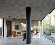modern architecture,concrete, brutalism