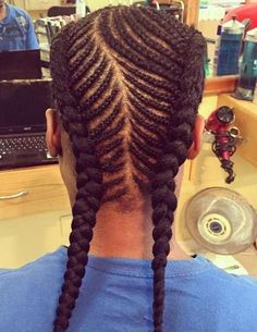 professional cornrows natural hair - Google Search