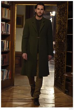 Chanel Presents Pre Fall 2015 Mens Collection