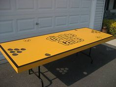 Must have Steelers Beer Pong!