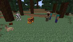 More Mobs Mod para Minecraft 1.3.2